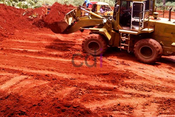 Harga Urugan Tanah Merah BEBAS BIAYA KIRIM ke Selaawi Garut