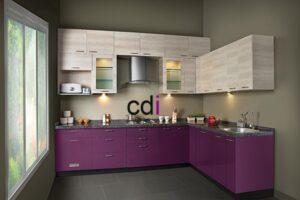 Jual Kitchen Set Minimalist di Sukmajaya Depok 1