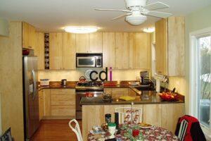 Daftar Harga Kitchen Set Modern di Sawangan Depok 9