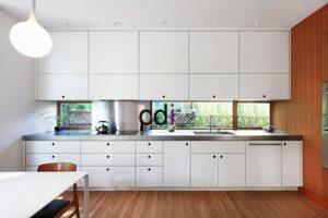 Jasa Pembuatan Kitchen Set Alumunium di Pancoran Mas Depok 8