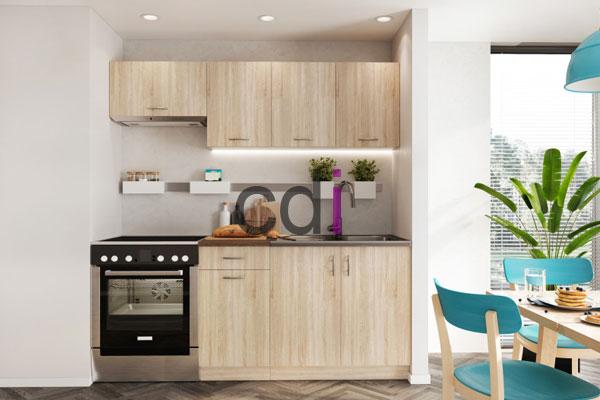 Harga Pembuatan Kitchen Set Per Meter