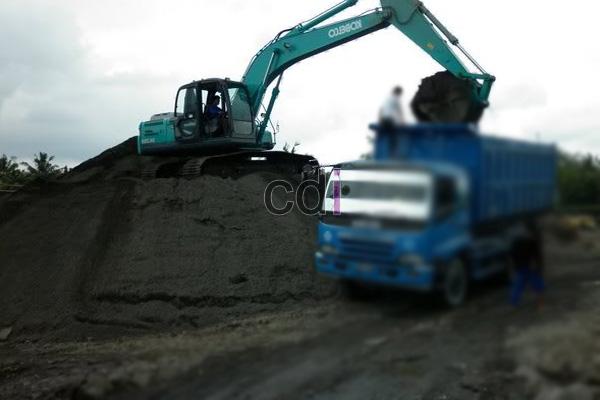 peluang usaha jual material pasir, batu, bata, hebel dll