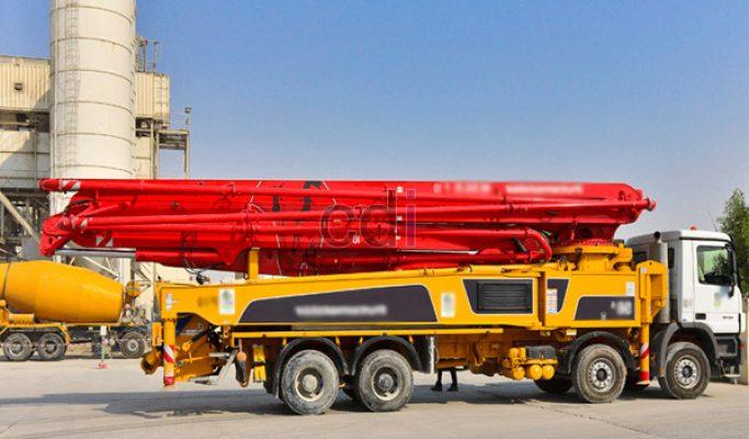 Harga Sewa Concrete Pump Master Long Boom