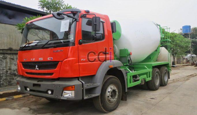 Jual Truck Mixer Mitsubishi Baru/Bekas