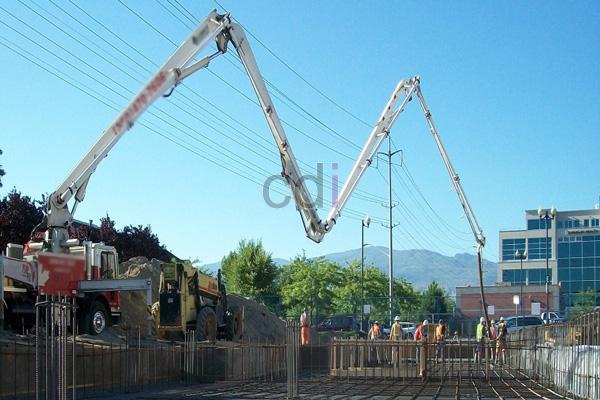 Concrete Pump Super Long Boom