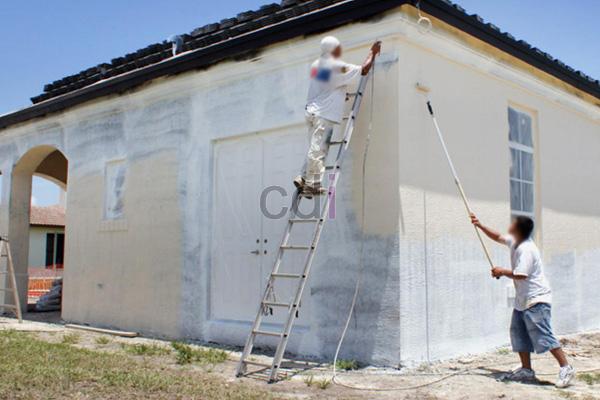 Cat ulang dinding rumah