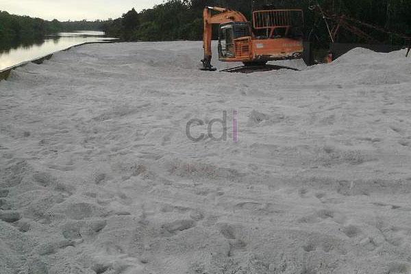 Pasir Untuk Hamparan Taman