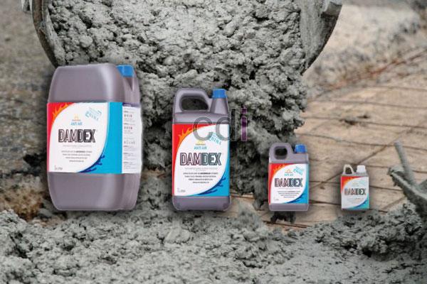 Damdex Pelapis Beton Kedap Air