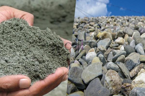 Daftar Harga Material Pasir dan Batu Terlengkap 2019