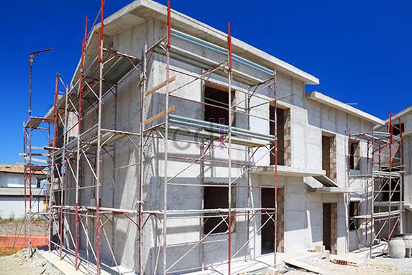 Sistem Pengerjaan Konstruksi Bangunan