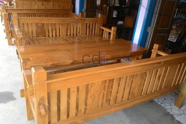 Furniture Kayu Jati Asli